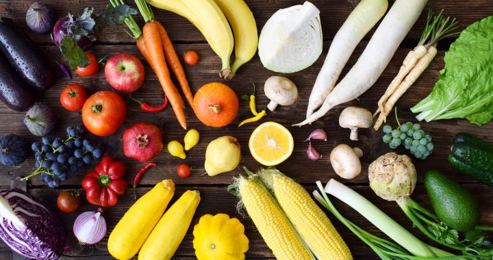 Nutrition tips for staying healthy during the Coronavirus